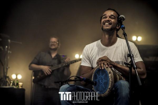 Dub Inc - Komlan, Moritz & Zigo -Festival Le Grand Son