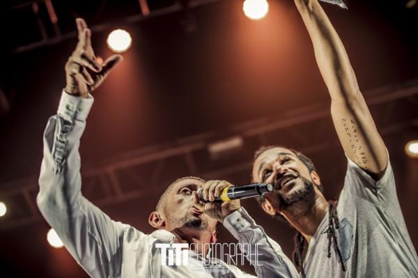 Dub Inc - Bouchkour & Komlan -Festival Le Grand Son