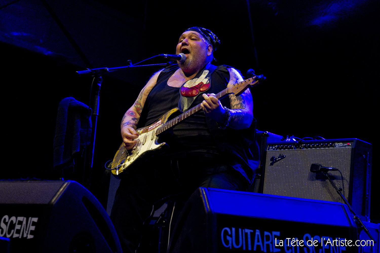Popa Chubby, Scorpions, Purpulse, Crazy World Tour, Concert