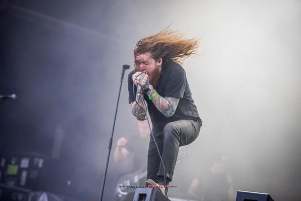Hellfest, Metalcore, Core, USA, Concert, Tournée, France