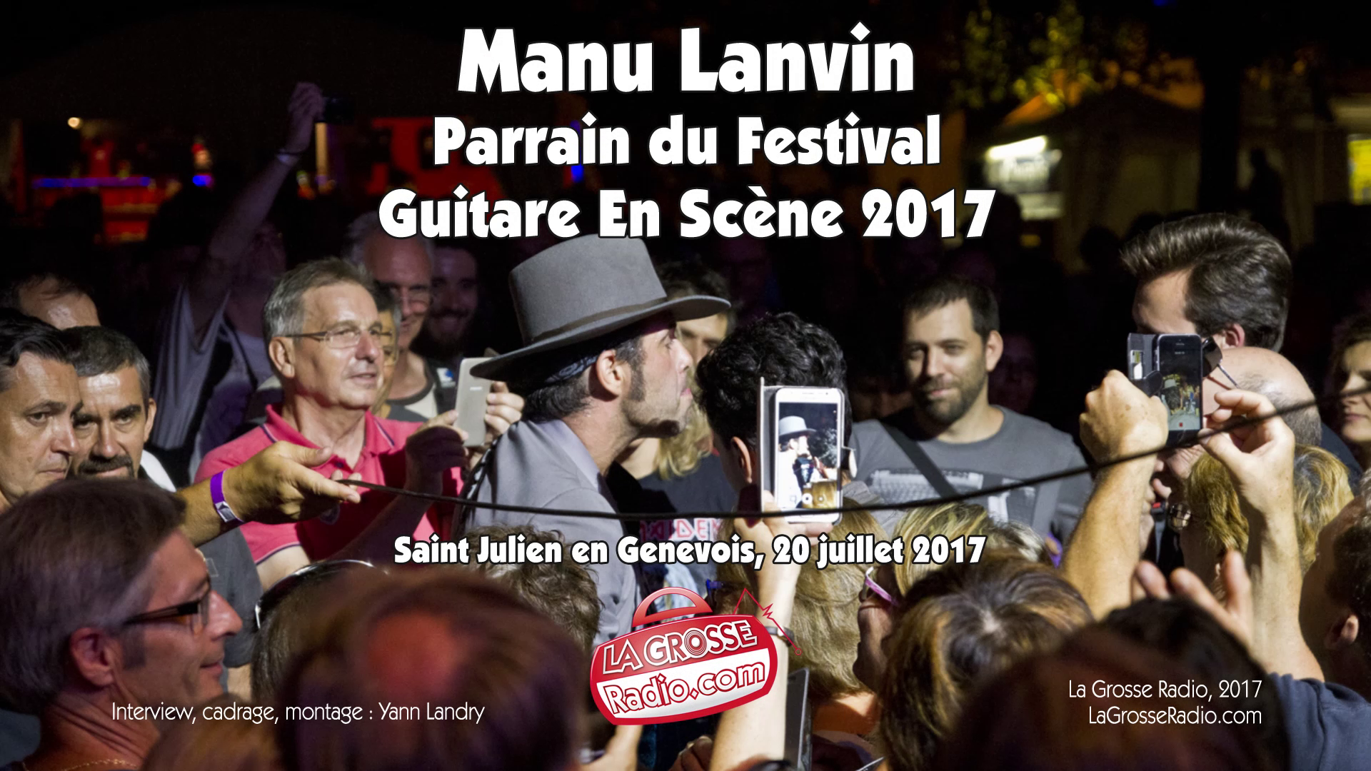 Manu Lanvin, Devil Blues, interview, guitare en scène, festival
