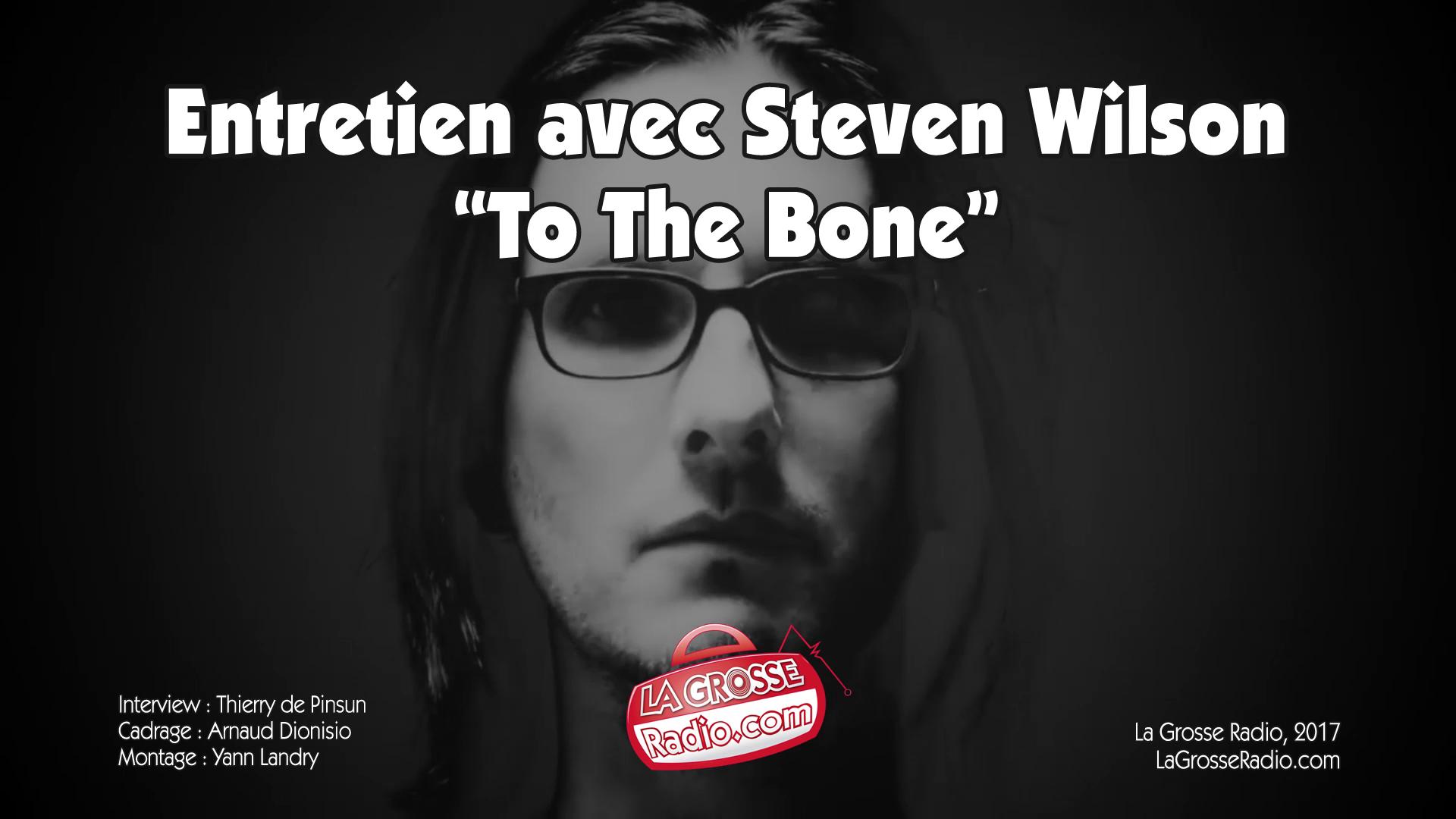 To the bone, Blackfield, Pop music, Porcupine Tree, steven wilson, interview
