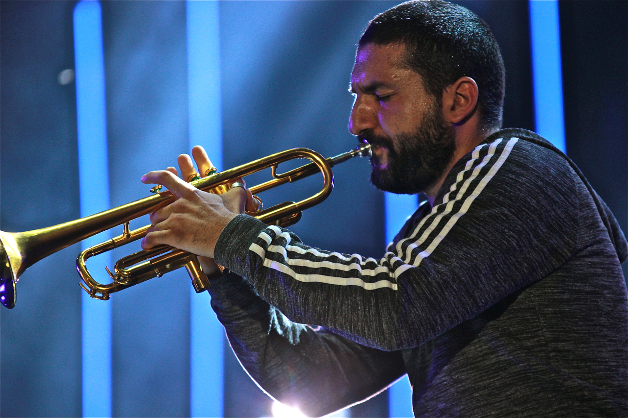 Ibrahim Maalouf, festival Musilac, live report, concert
