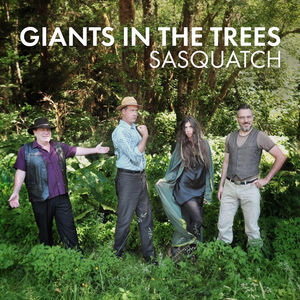 Giants in the Trees, Krist Novoselić, Sasquatch, clip
