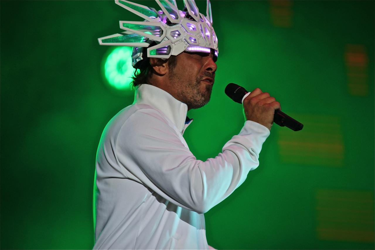 festival musilac, jamiroquai, live report, concert, aix les bains, savoie