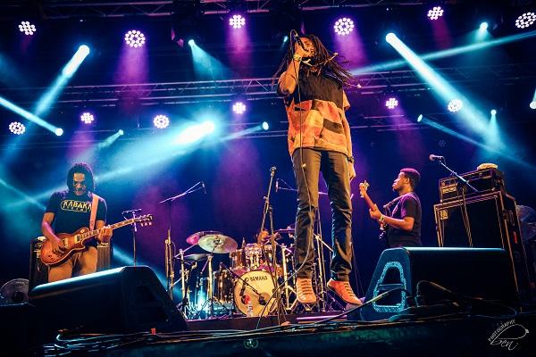 Kabaka Pyramid Reggae Session Festival Montricoux 2017