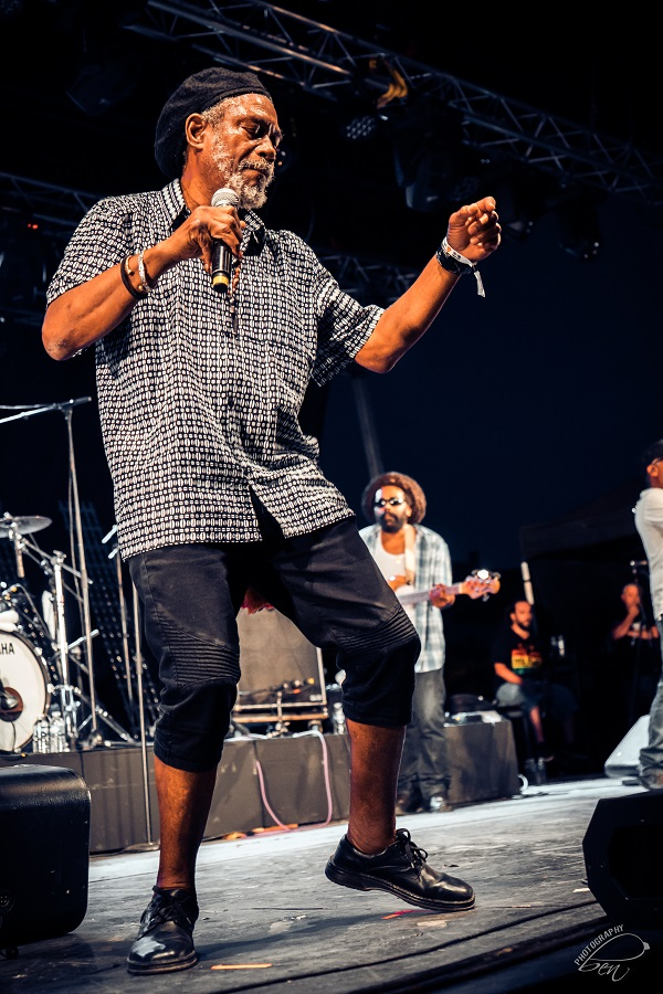 Horace Handy Reggae Session Festival Montricoux 2017
