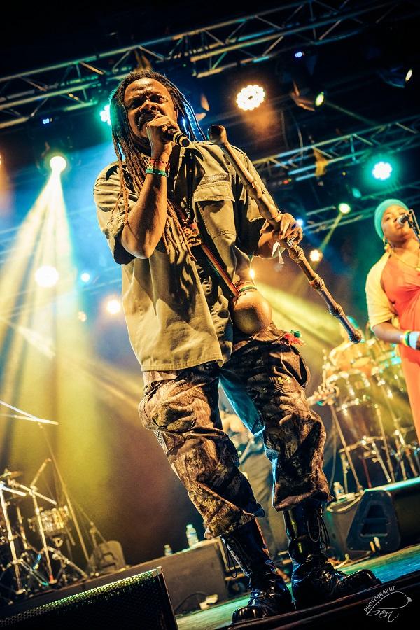 Luciano Reggae Session Festival Montricoux 2017