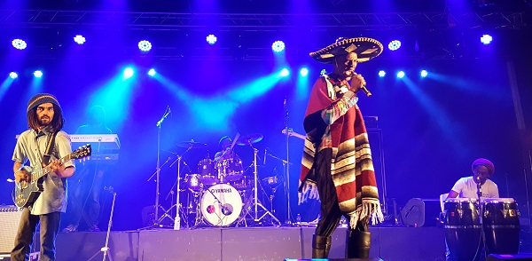 EEK A Mouse Reggae Session Festival Montricoux 2017