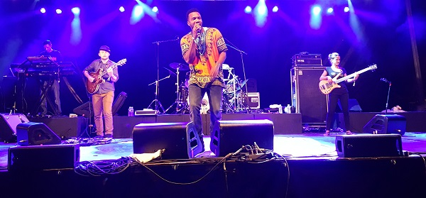 Assassin agent sasco Reggae Session Festival Montricoux 2017