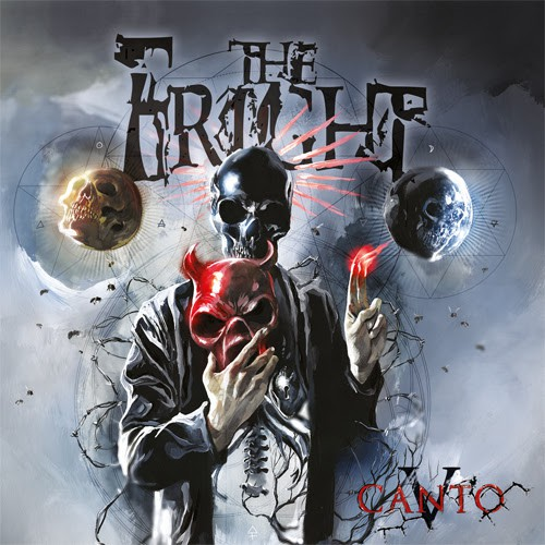 the fright, Canto V, allemand, black metal, sortie, nouvel album, 2017
