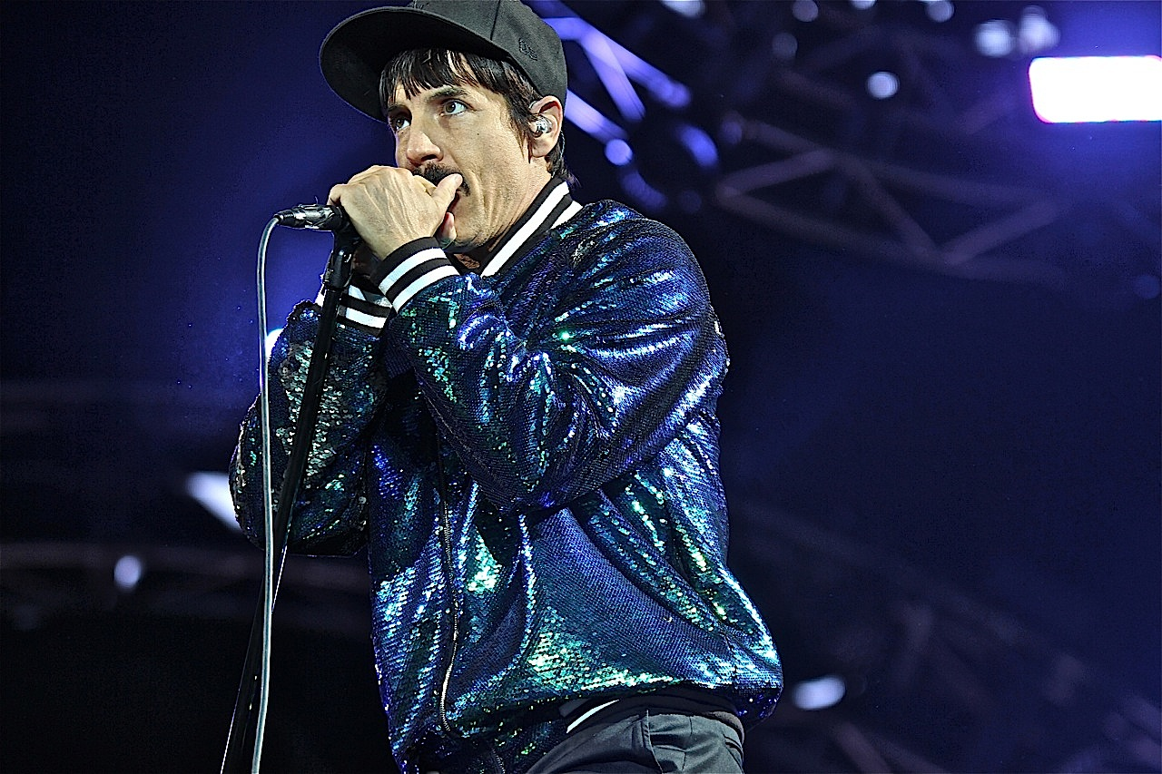 Lollapalooza, paris, festival, concert, live report, red hot chili peppers