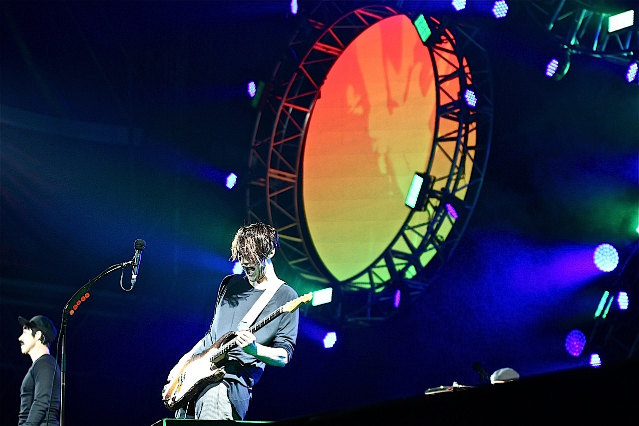 Lollapalooza, Paris, festival, Red hot chili Peppers, live report, concert