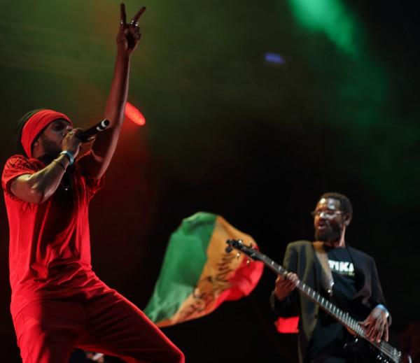Yaniss Odua Live Sun Ska 2017