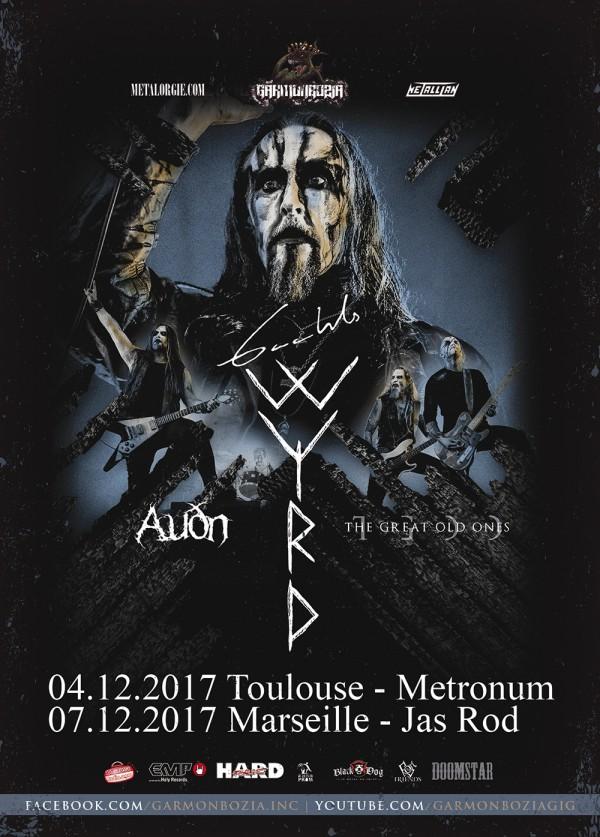 Gaahl's Wyrd Tour