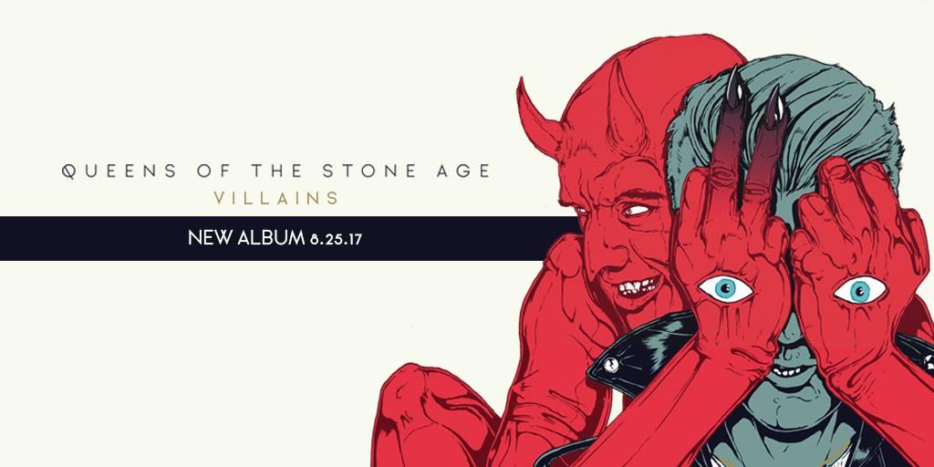 Queens Of The Stone Age, Villains, nouvel album