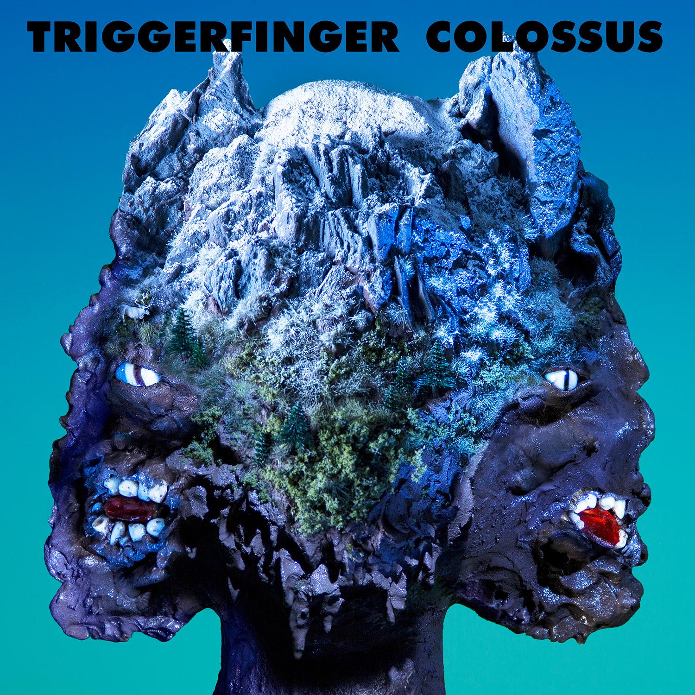 Triggerfinger, nouvel album, Colossus, interview, elysée montmartre