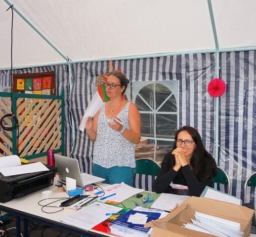 Festijam 2017 Les bénévoles et organisateurs