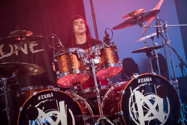 Max Portnoy, Next to None, prog, metal,