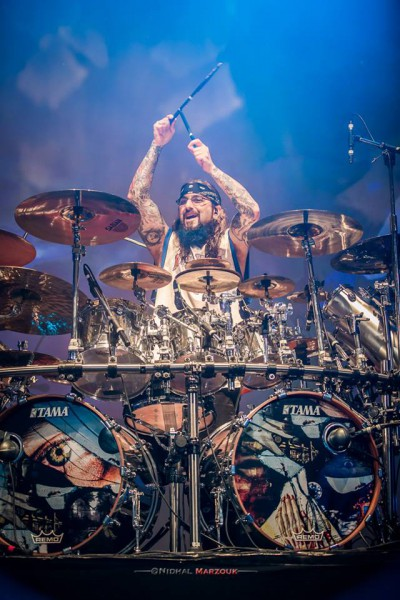 Portnoy, dream theater, metal, shattered fortress