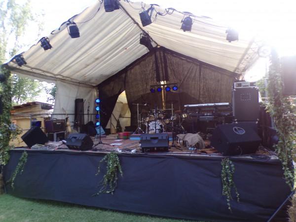 La Ferme Musicale - Passins - Zic Off Festival