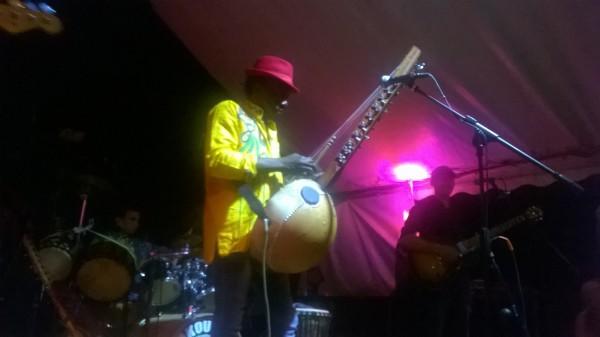 Sabaly - Zic Off Festival