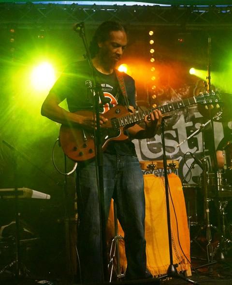 Redgee Roots, Wata Faya Crew, Festijam 2017