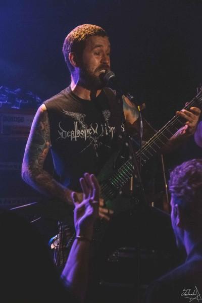 Revocation, metal, death, thrash, trabendo, report, live