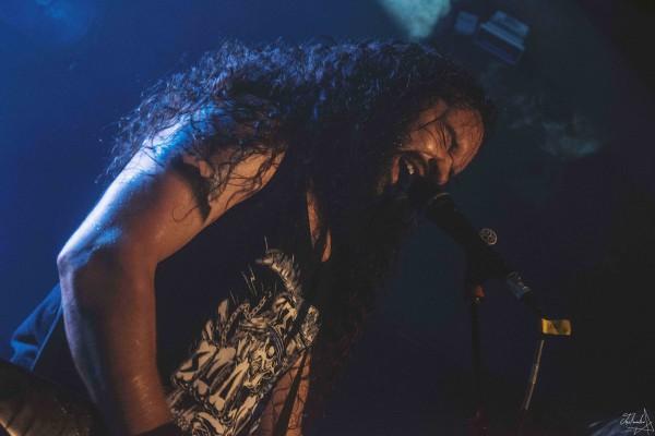 David Sanchez, Havok, metal, thrash, trabendo, report, live