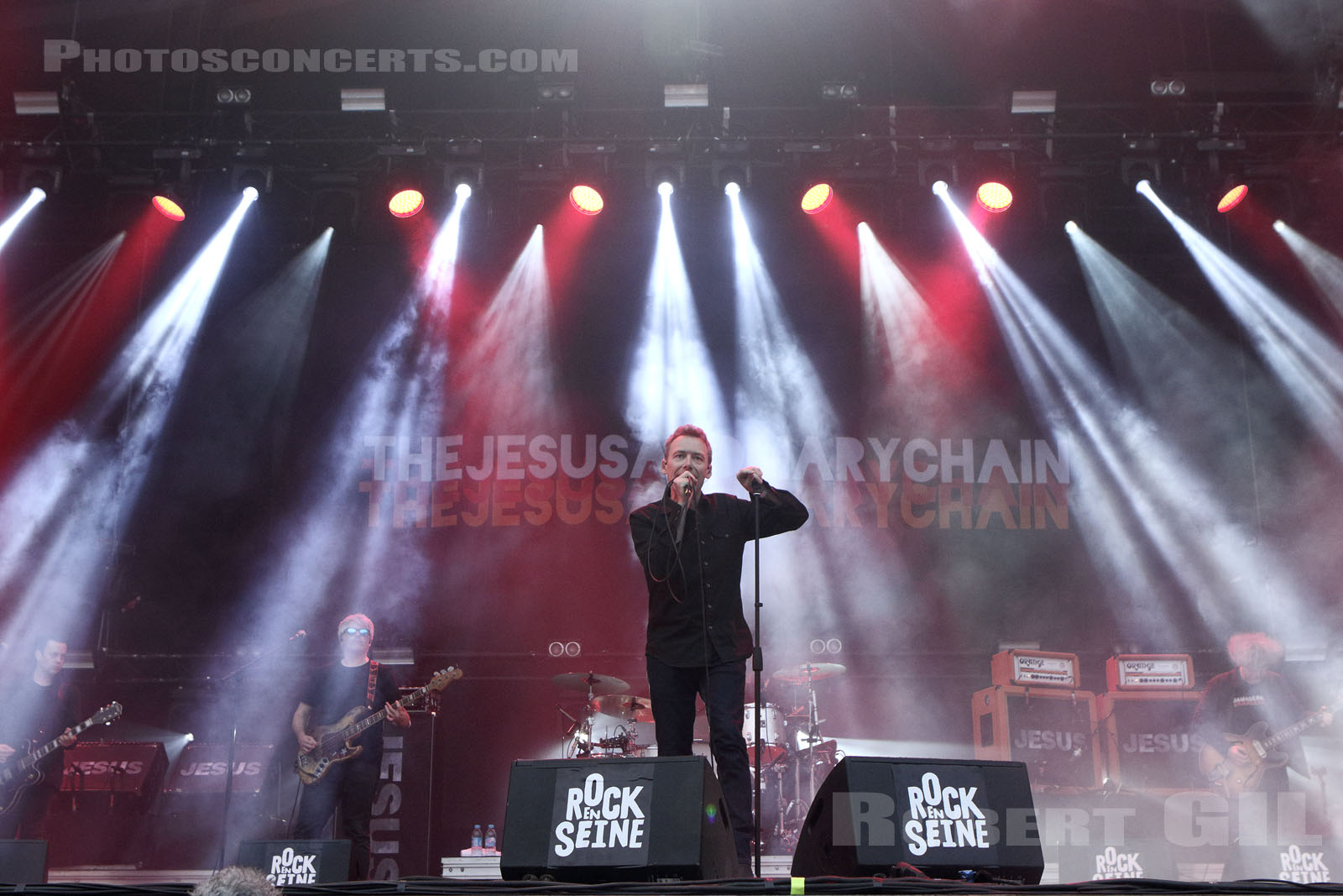 Jesus and the Mary Chain, Rock en Seine 2017, live report, concert
