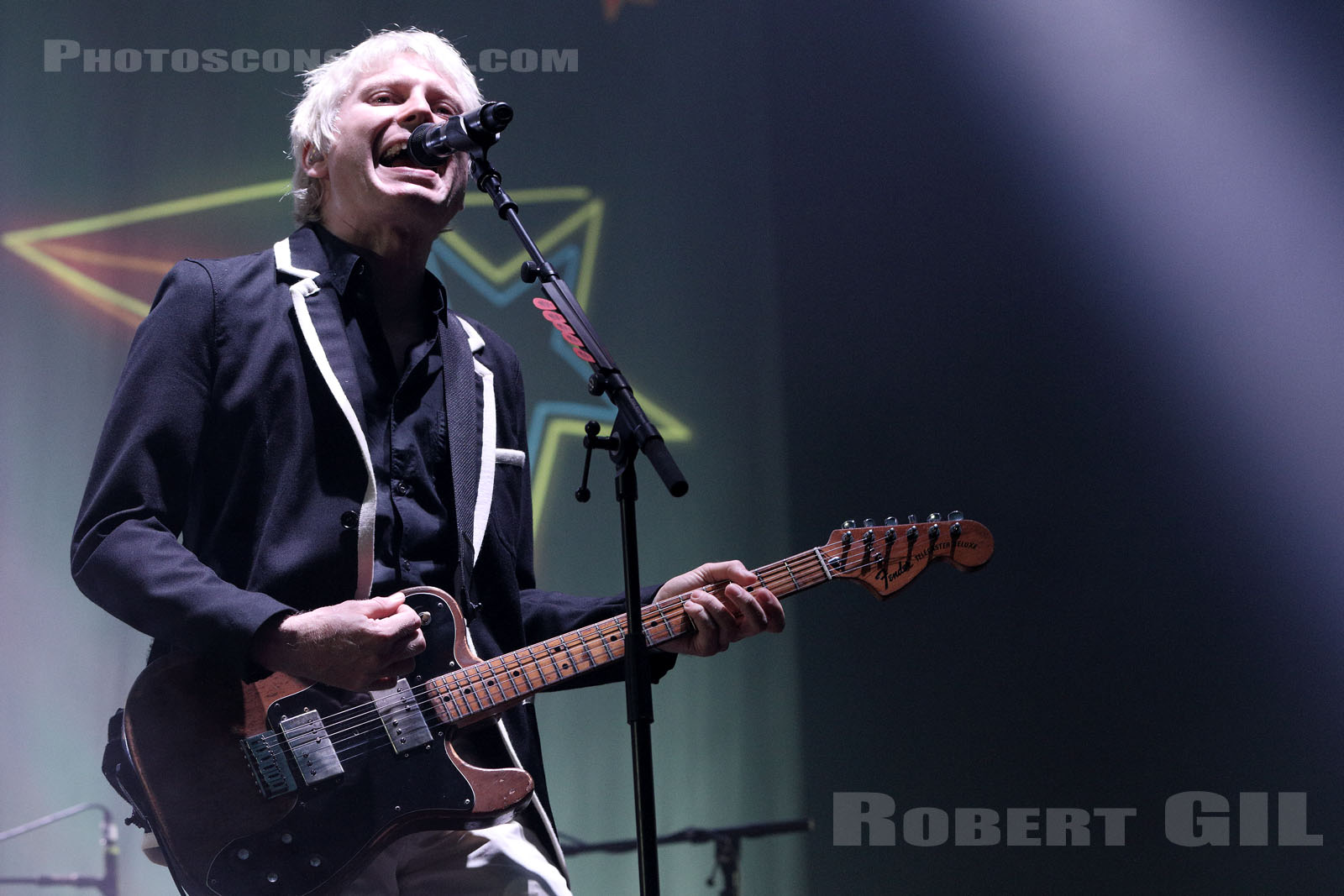 Franz Ferdinand, Rock en Seine 2017, live report, concert
