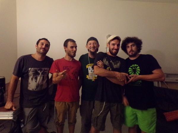 THK, Yuman, Woobedub & I