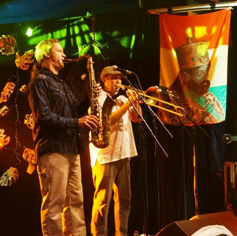 Dub Vison Band, Festijam 2017