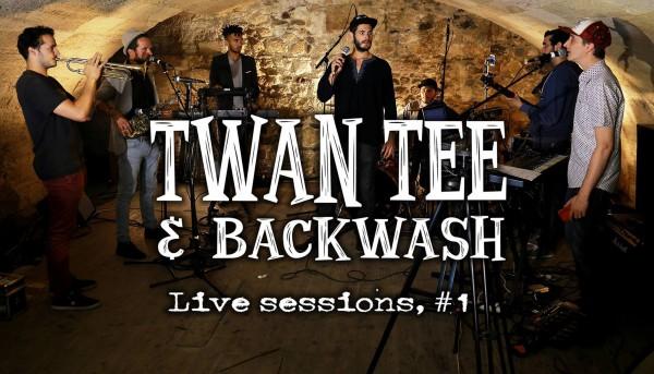Twan Tee & Backwash Band - Honesty