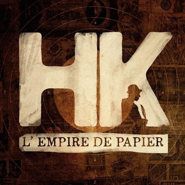 HK - Empire de Papier