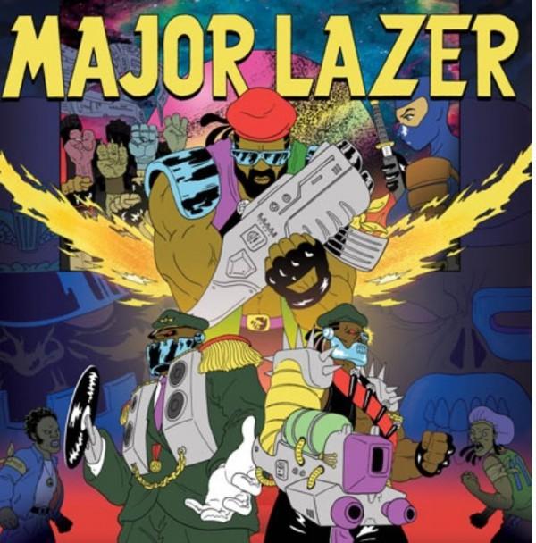 major lazer, vybz kartel, remix
