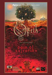 Opeth + Pain of Salvation - 2011 Tour