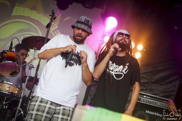 nomade reggae festival, frangy, missah & weedo