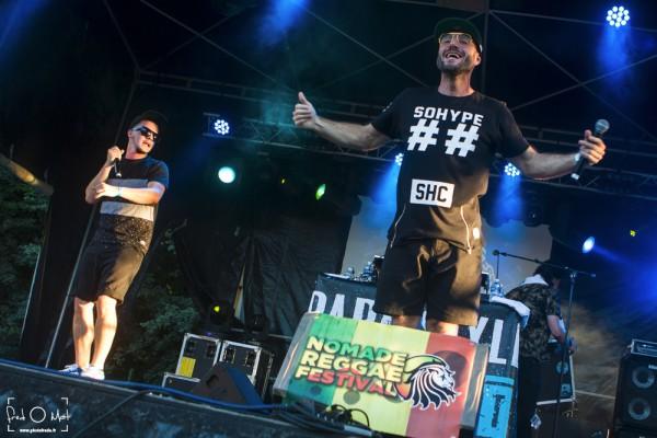 nomade reggae festival, frangy, papa style