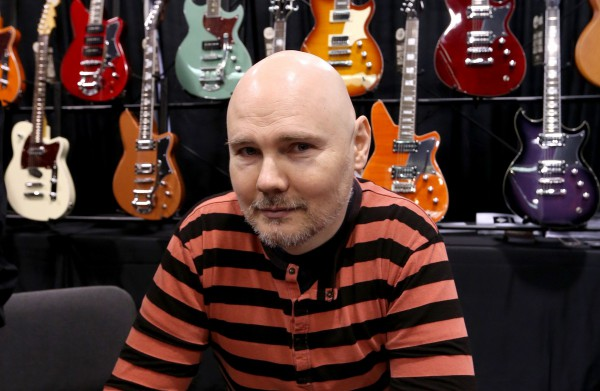 Smashing Pumpkins, Monuments to an elegy, Billy Corgan, Album