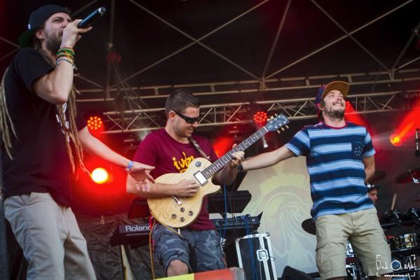 i woks sound, nomade reggae festival, frangy