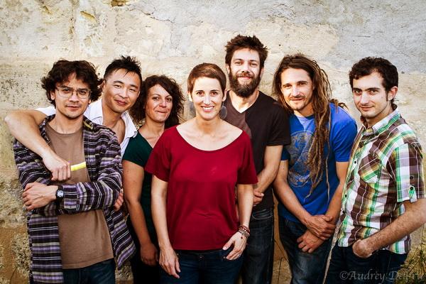 Alam groupe, Photo audrey Delbru.