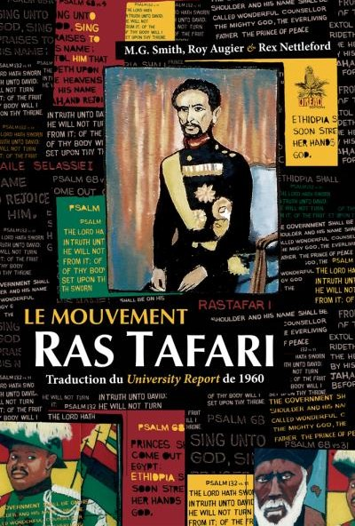 Mouvement Ras tafari, livres 2017, Natty Dread, Jamaica Insula