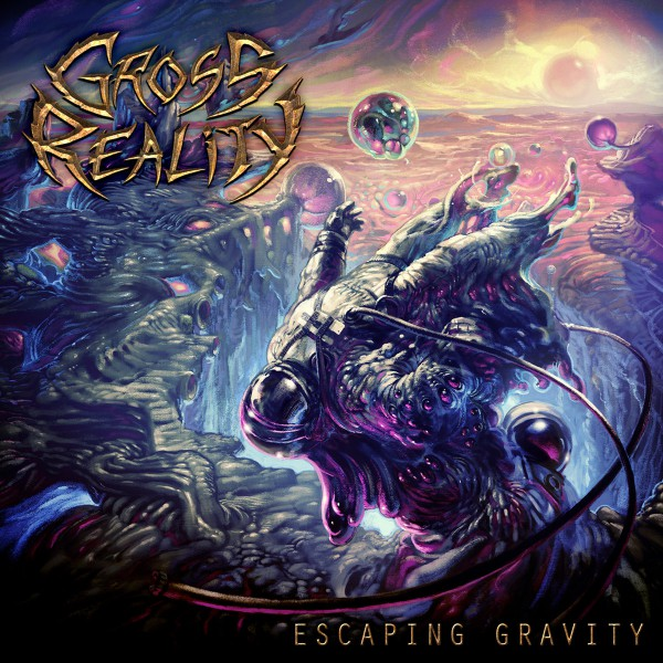 Escaping Gravity, Thrash, Album, Review, Annihilator