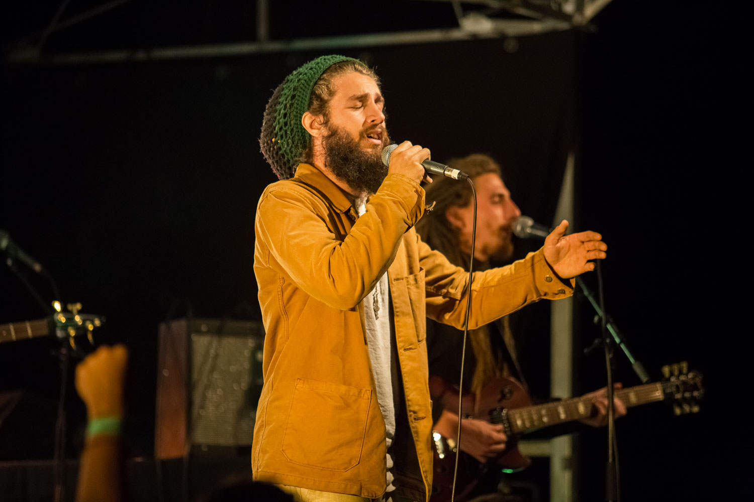 marcus gad and the tribes au Pieta'terre 2017