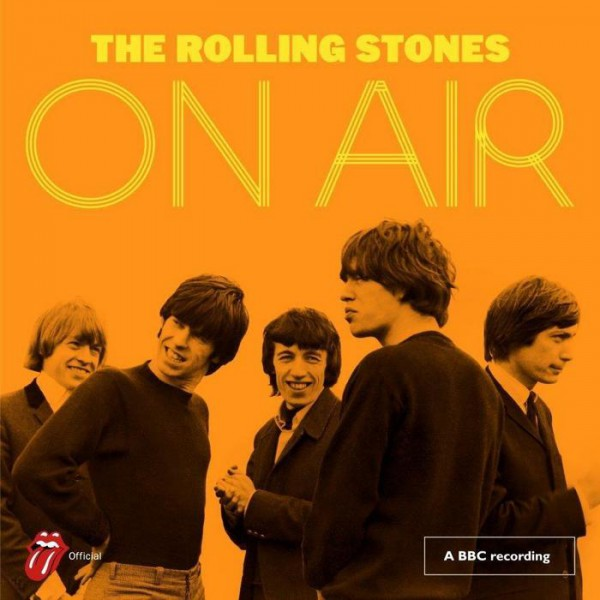 Rolling STones, On Air