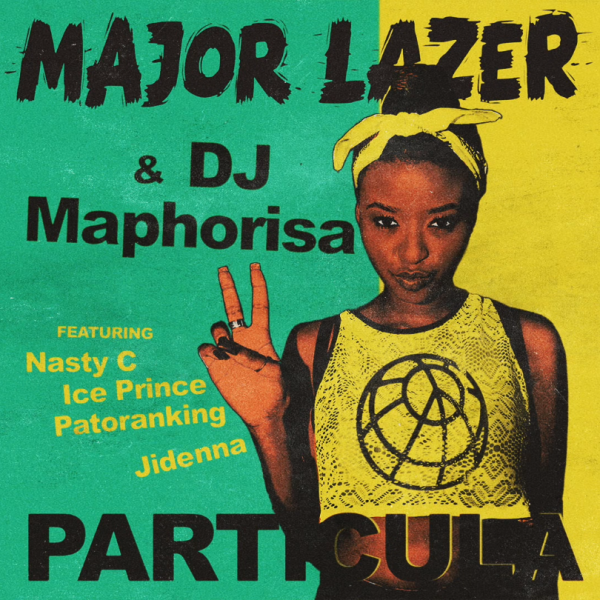 major lazer, particula, jidenna