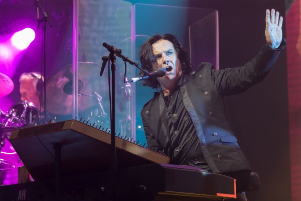 Marillion, Zenith, FEAR, Live, Report, France, Progressive