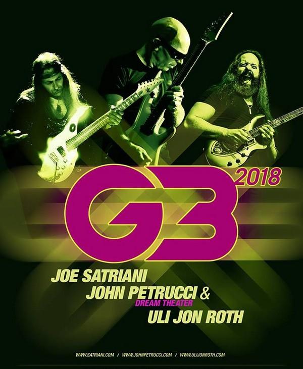 Tournée, France, USA, guitare, concert, Satriani, Zenith, Steve Vai