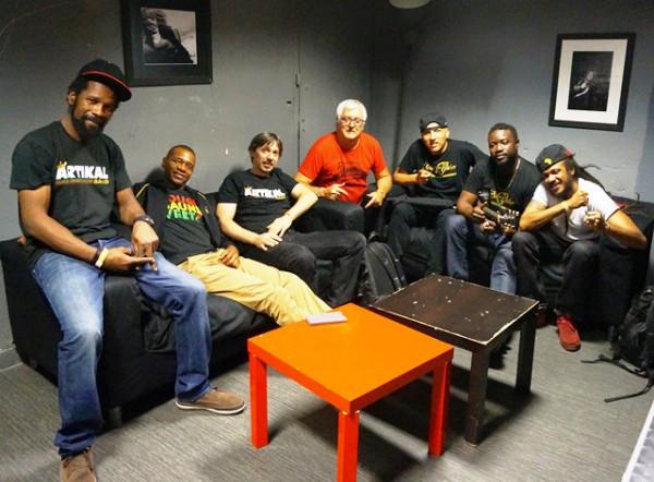 Yaniss Odua & Artikal Band, Rockstore (Montpellier 13/10/2017)